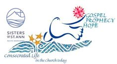 Sisters of St. Ann, Pacific Northwest logo and Year of Consecrated Life logo.