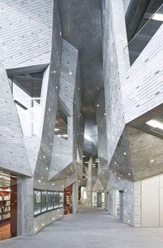 Project - Yurihonjo City Cultural Center, Kadare - Architizer