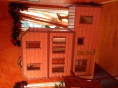 Custom American Girl doll House!!!