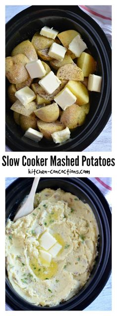 ... mashed potato recipe! Whip up these super easy and ultra-creamy