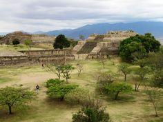 Monte Alban ( Mexico )