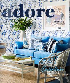 Adore Home magazine aug-sep/2013 #lifestyle #decor #interior #design #free