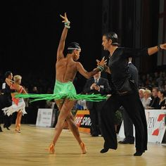 Jive (Ballroom, International Latin)