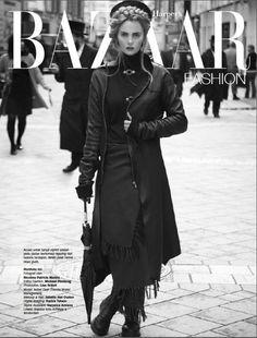styling: Lisa Schuil voor Harper's Bazaar // fotografie: Nicoline Patricia Malina