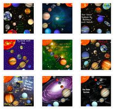 Solar Systems with Pic Collage app: davyhulme. Medical Assistant Program, Elementary School Library, Comic Boards, Stem Science, Technology Integration, Collage Ideas, Science Resources, Our Solar System, Rounding