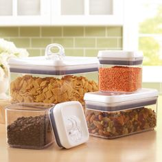 Flip Tite 10 Piece Canister Set By Felli On Zulily