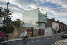 Slip House Wins the 2013 RIBA Manser Medal