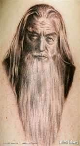 """Precious"""" Tattoos From The Lord Of Rings « Tattoo Articles"""