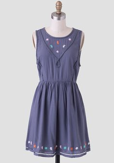Ever After Embroidered Detail Dress at #Ruche @shopruche
