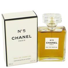 CHANEL # 5 by Chanel Eau De Parfum Spray 3.4 oz