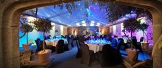 Weddings at Kensington Roof Gardens