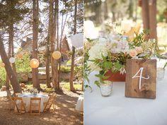 Woodsy Sierra Nevada Wedding Art in Bloom Lake Tahoe Emily Heizer Photography