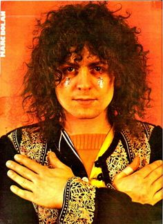 Picture of Marc Bolan