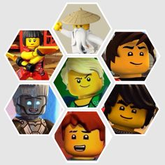 Omg I so love ninjago!!!!