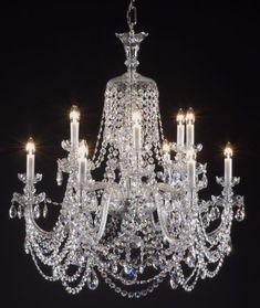 swarovski chandelier