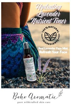 Our Hydrating Lavender Nutrient Toner is a product of HYDRO-distillation and it smells AMAZING and works wonders on your face😉 💐🙌. #lavenderflowers #lavenderfacemist #hydrosol #facemist #amazonfinds #lavender #amazonbeauty #lavendermist Find on Amazon Prime USA 🇺🇸! or www.BohoAromatic.com Amazon Beauty Products, Pure Products, Face Spray, Face Mist, Mist Spray, Facial Skin Care, Face Care, Mists, Lavender