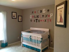 Emerson's DIY nursery