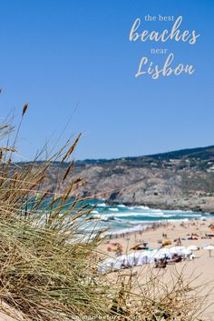 Find the best beaches just a short train ride from Lisbon, Portugal in the quaint seaside town of Cascais.