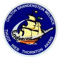 STS-49 Endeavor May 7, 1992 - May 16, 1992