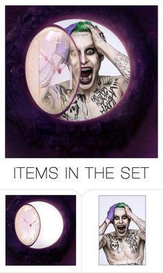 """Joker"" by killatrash ❤ liked on Polyvore featuring art, joker, artset and artexpression"