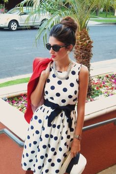 Jcrew-dress- have this! Love the bow- also worn as a skirt with a sweater over it
