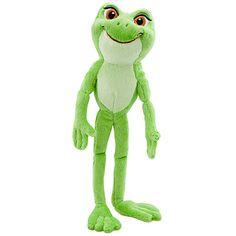 Tiana's Frog - Plush Mini Bean Bag 14'' | Disney Store