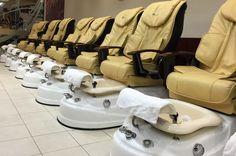 pedicure spa at nail salons