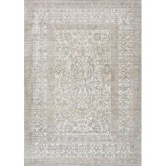 Found it at Wayfair - Siobhan Gray Indoor Area Rug