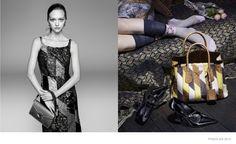 Prada Spring 2015 advertentiecampagne 1
