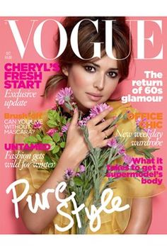 Fashion Magazine Covers - Online Archive for Women (Vogue.com UK) OCTOBER 2010