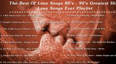The Best Of Love Songs 80's 90's Greatest Hits    Love Songs Ever Pla...