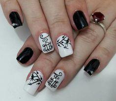 Beauty, Work Nails, Fingernail Designs, Beauty Illustration