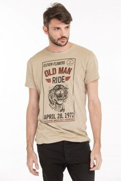 Remera OLD MAN