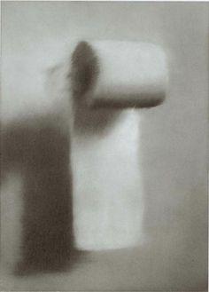 // Gerhard Ritcher | Toilet Paper