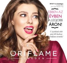 Oriflame Cosmetics, Sale Flyer, Catalog, Digital, Movies, Movie Posters, Projects, Log Projects, Blue Prints
