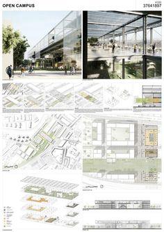 OPEN CAMPUS por Erik Giudice Architects. Imágenes cortesía de Aarhus School of Architecture.