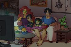 Kory, Damian, Mar'i, Dick