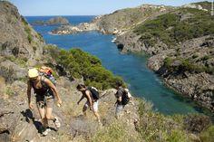 Randonnée Collioure Cadaques | La Balaguère #CapdeCreus