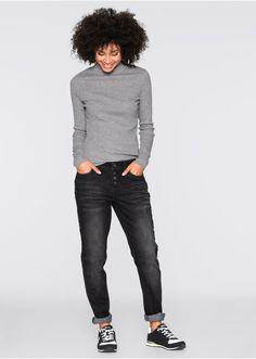 Strečové džínsy, BOYFRIEND Ležérne • 24.99 € • bonprix