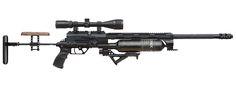 EVANIX air rifles
