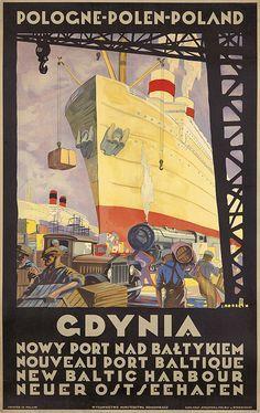 Gdynia ~ Stefan Norblin