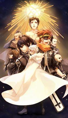 D gray man D Gray Man, Grey, Anime Guys, Manga Anime, Lenalee Lee, Chibi, Otaku, Black Order, Allen Walker