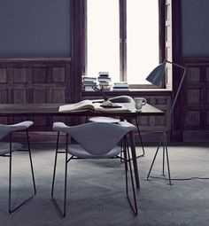 Masculo chair by Gamfratesi studio