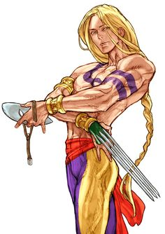 View an image titled 'Vega Art' in our Capcom vs. SNK 2 art gallery featuring official character designs, concept art, and promo pictures. Balrog, Capcom Vs Snk, Character Design, Character Art, Capcom, Street Fighter Characters, Fighter, Character Design Male, Art
