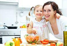 Cuisiner #santé... avec les #enfants!