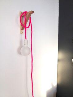 chambre d'ados idée sympa d'applique au couleur actuelle