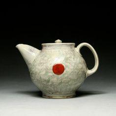 Marty Felding's teapot...how welcoming.