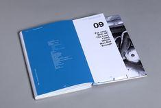 Bukowski Book by Stephanie Toole, via Behance