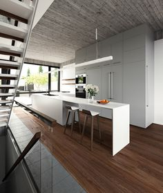 """Check out this @Behance project: """"Wythe Lane Townhouses, NYC"""" https://www.behance.net/gallery/29837623/Wythe-Lane-Townhouses-NYC"""