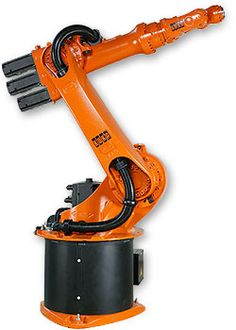KUKA offers the right industrial robot for every task – with a range of different payload capacities, reaches and special variants. Robotic Automation, Robotics Projects, Industrial Robots, Robot Technology, Robot Arm, Life Form, Machine Design, Futurism, Drones